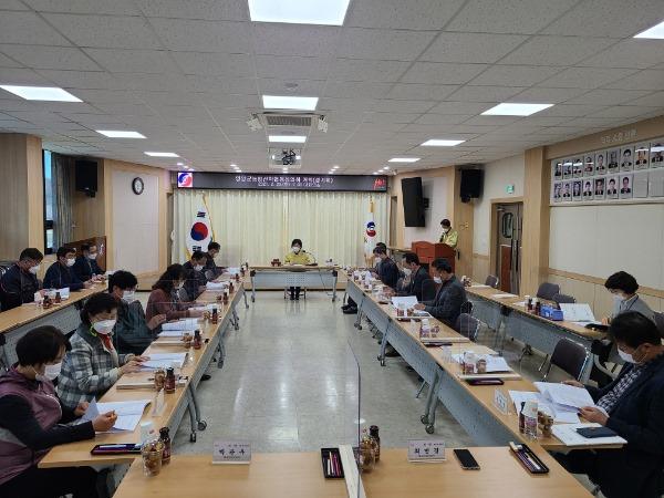2-2. 사진(새기술 시범사업 선정을 위한 농업산학협동심의회 개최).jpg