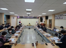 [영양]새기술 시범사업 선정을 위한 농업산학협동심의회 개최