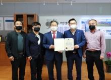 [영양]청우회, 코로나19 대응 유공 장관 표창 수상